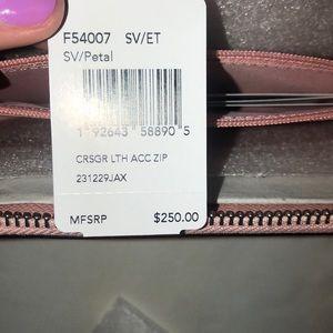 Coach Bags - Pink Coach Wallet